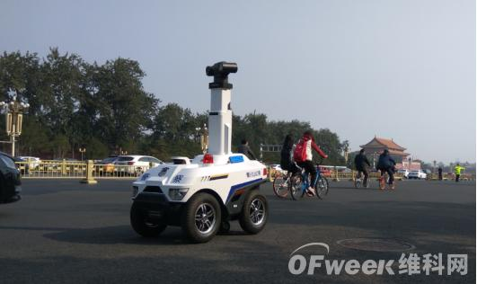 安泽智能张舒原:安防巡逻机器人破局公共安全的应用实践