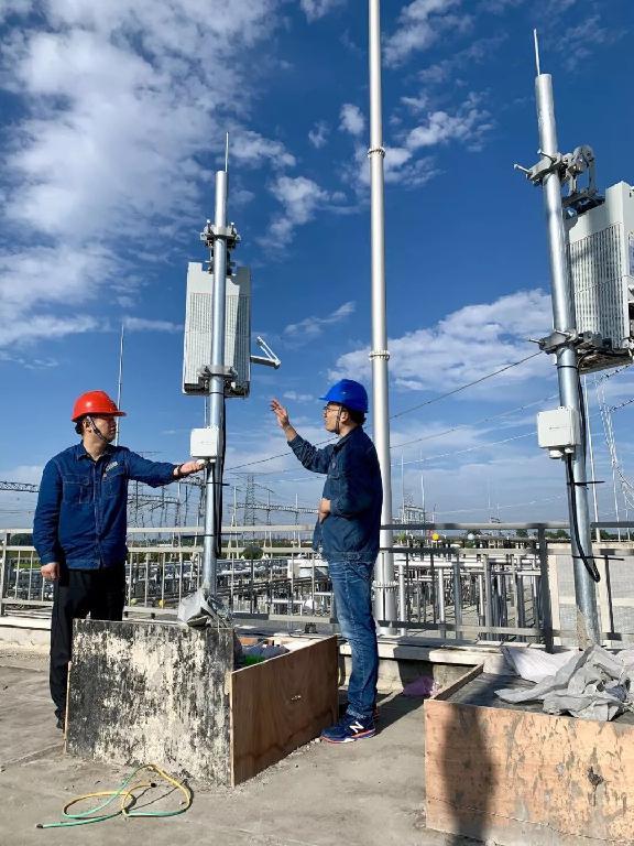 中国联通助力陕西电力完成西北首座750千伏变电站5G覆盖