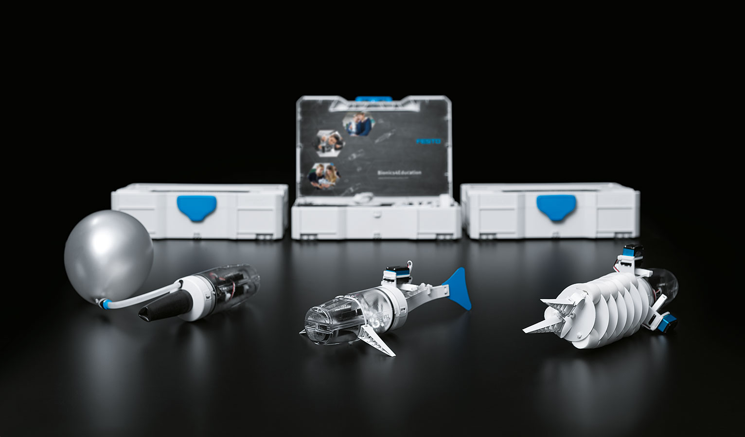 Festo仿生技术助力工业自动化升级
