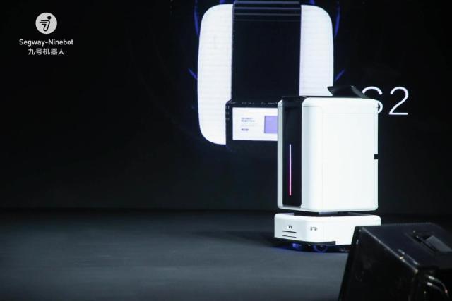 九号机器人高禄峰:未来机器人会取代人工配送?