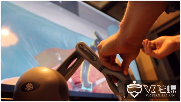 Fundamental VR手术应用添加眼球追踪功能