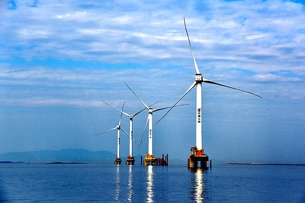 风电开发商们争食海上风电蛋糕