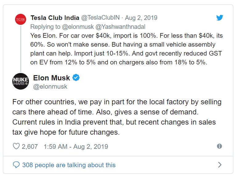 印度欲建大型超级电池工厂 特斯拉宁德时代等有意参与