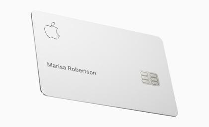 苹果信用卡正式推出,打车订餐返现3%