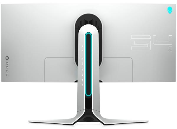 外星人推出全新34寸4K曲面显示器:120Hz刷新