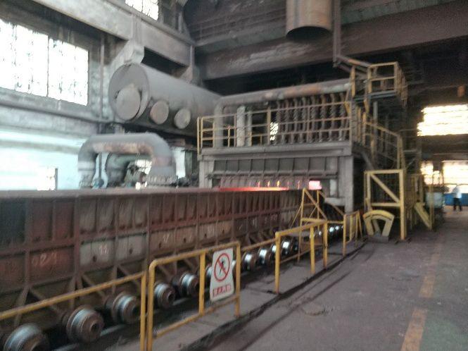 五矿营口中板长期超标排放、弄虚作假