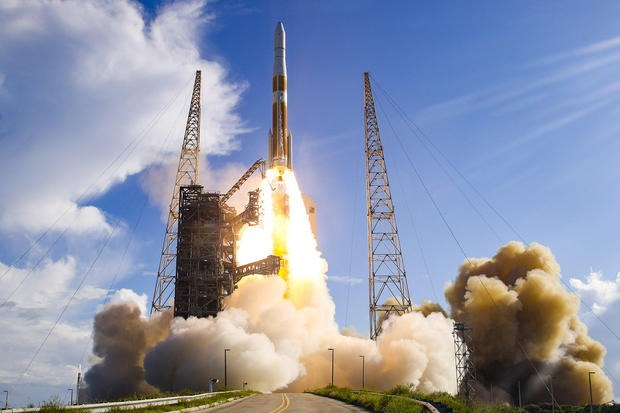 美国第三代GPS系统第二颗卫星上天,精度提升2倍