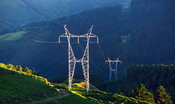"""""""电力天路""""双向累计输送电量突破91.4亿千瓦时"""