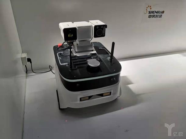 """聚焦智能电网监测,申昊科技电力巡检机器人""""C位出道"""""""