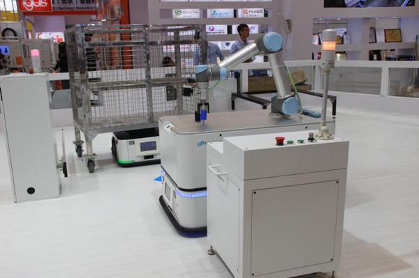 浅谈5G时代AGV机器人的发展前景和技术优势