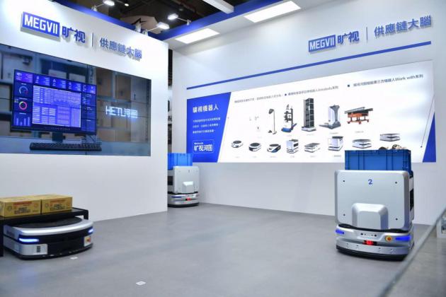 台北国际自动化展圆满收官 旷视仓储物流数字化解决方案引关注