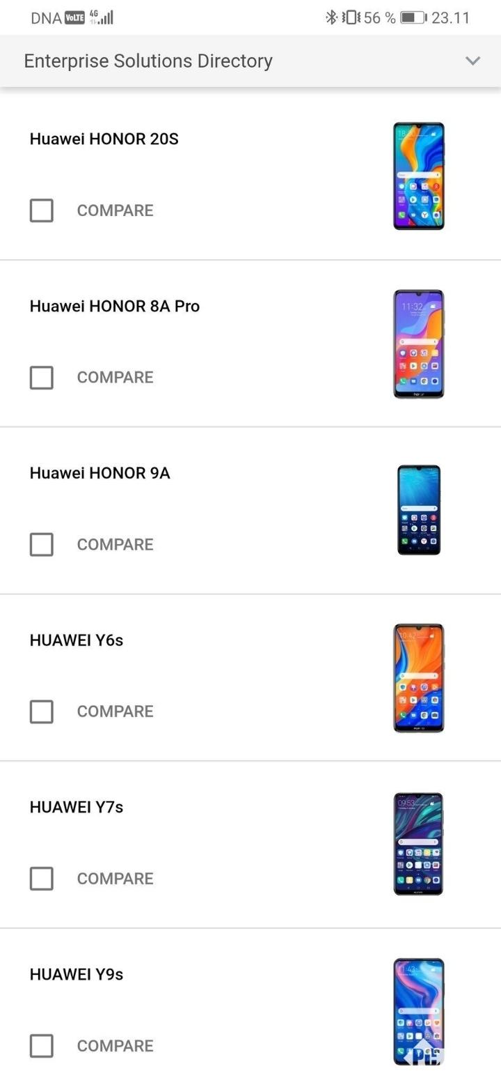 现男友李现代言的手机 荣耀20系列新品来袭