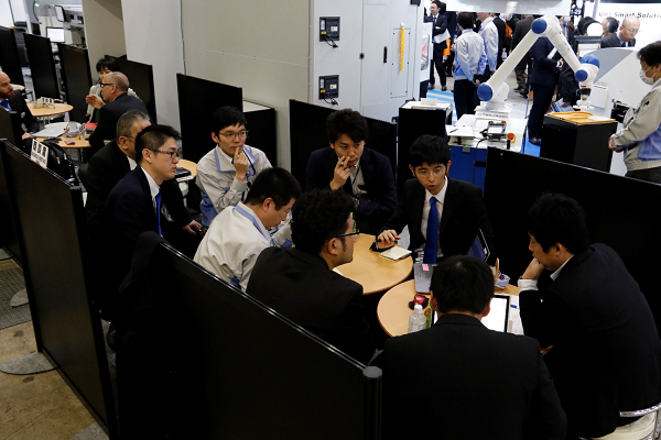RoboDEX进击日本及亚洲机器人市场