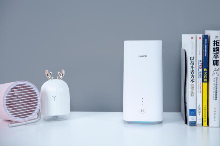华为移动路由5G CPE Pro来了:开启家庭宽带无线时代