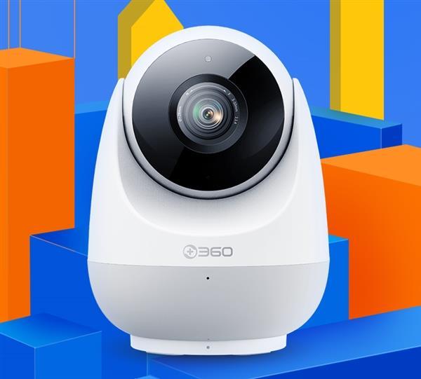 360智能摄像机云台变焦版开卖:全景+9倍混合变焦