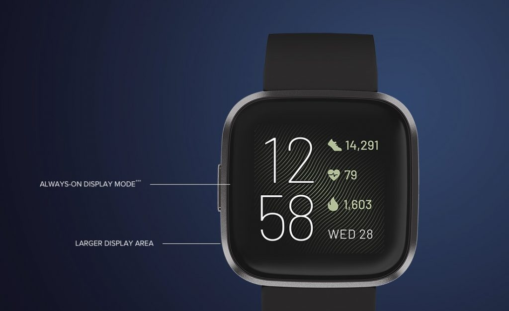 Fitbit 发布新款智能手表 Versa 2,支持 Alexa 智能助理