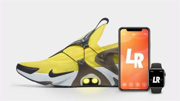 科技感爆棚!nike发布可通过苹果Siri语音控制系鞋带的鞋子
