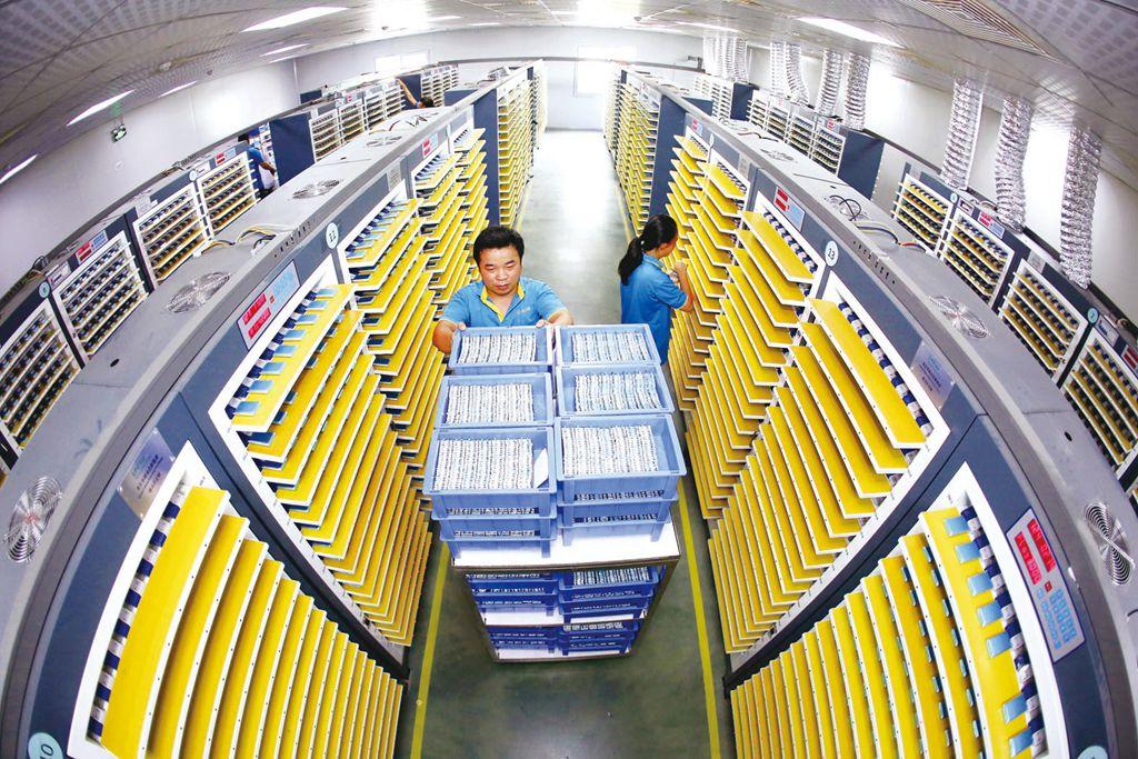 安徽省淮北市大力发展高新技术锂电池产业吸引十余家锂电池企业进驻淮北发展