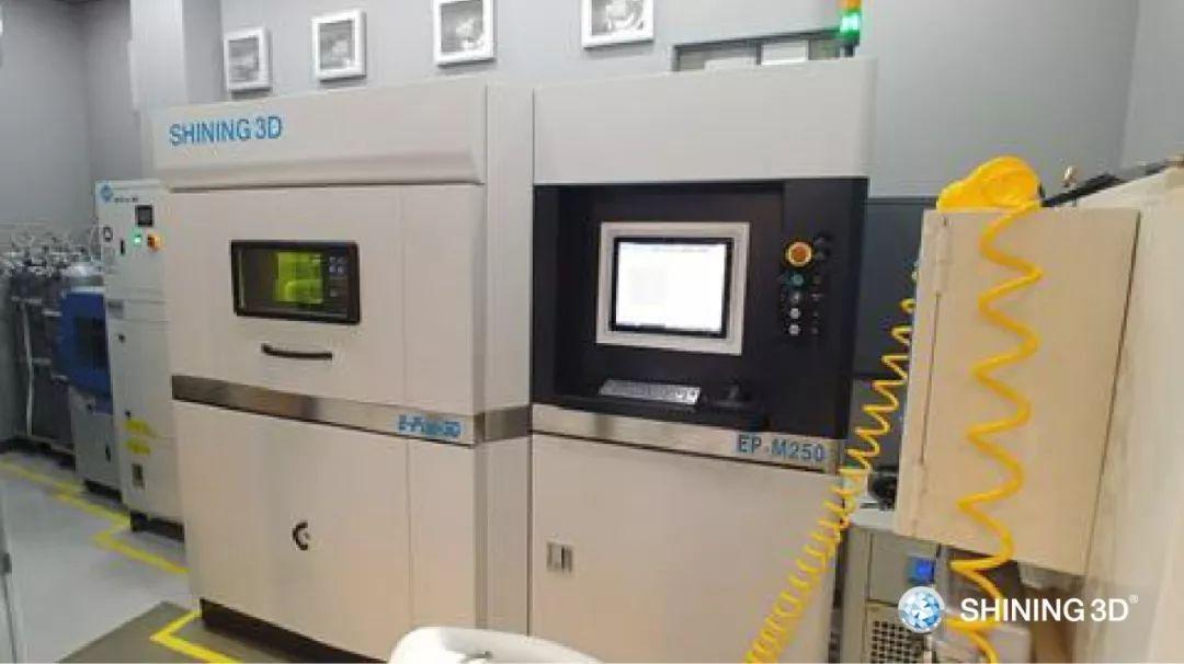 韩国Mantiz钛合金3D打印脊柱植入物,使用中国SLM金属3D打印机