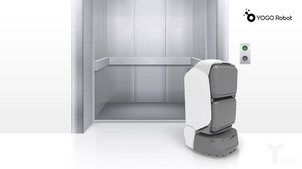 """从""""跑腿""""到""""服务"""",YOGO ROBOT与智慧楼宇的新火花"""