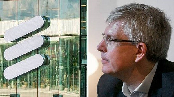 爱立信拒绝对CEO鲍毅康将离职传闻发表评论