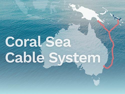 澳洲-所罗门群岛海底光缆系统登陆悉尼