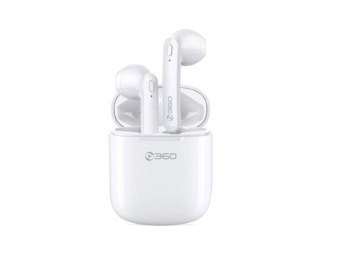 360推出一款真无线蓝牙耳机:20小时续航,售价169元