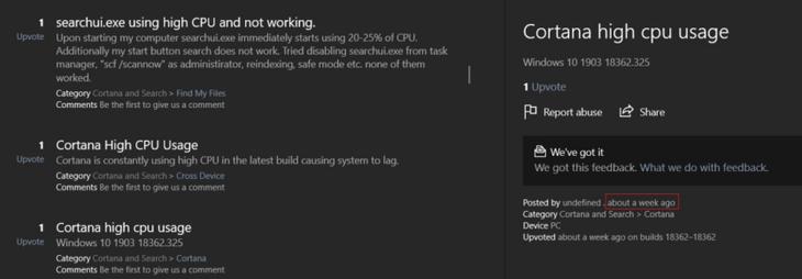 微软你可长点心:Windows 10更新出错,导致系统硬件占用奇高