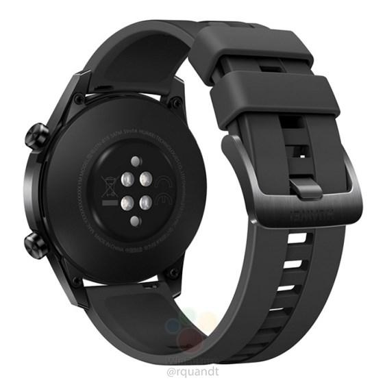 华为Watch GT 2曝光:电池更大,内置扬声器和麦克风