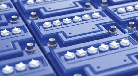 到2024年全球铅酸电池市场规模将达525亿美元