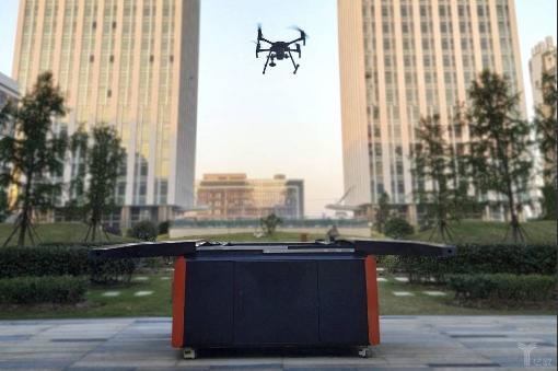 星逻智能推出无人机自动机库,加快行业无人机渗透率