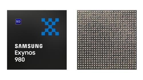 三星推出首款集成5G处理器Exynos 980