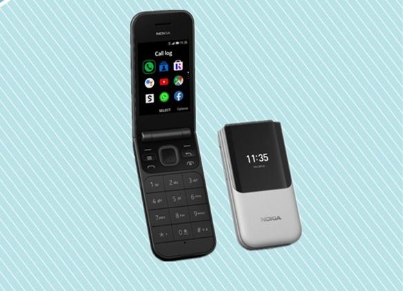诺基亚2720翻盖手机发布:内外双屏