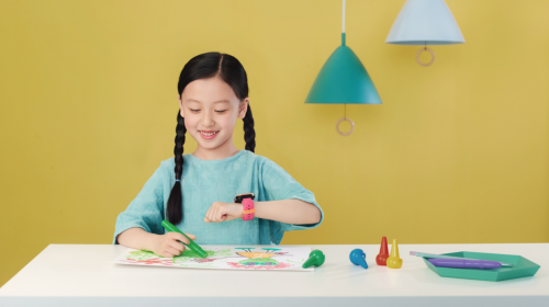 华为儿童手表3系列再添新成员! 支持精准AI定位的3s、3X正式发布