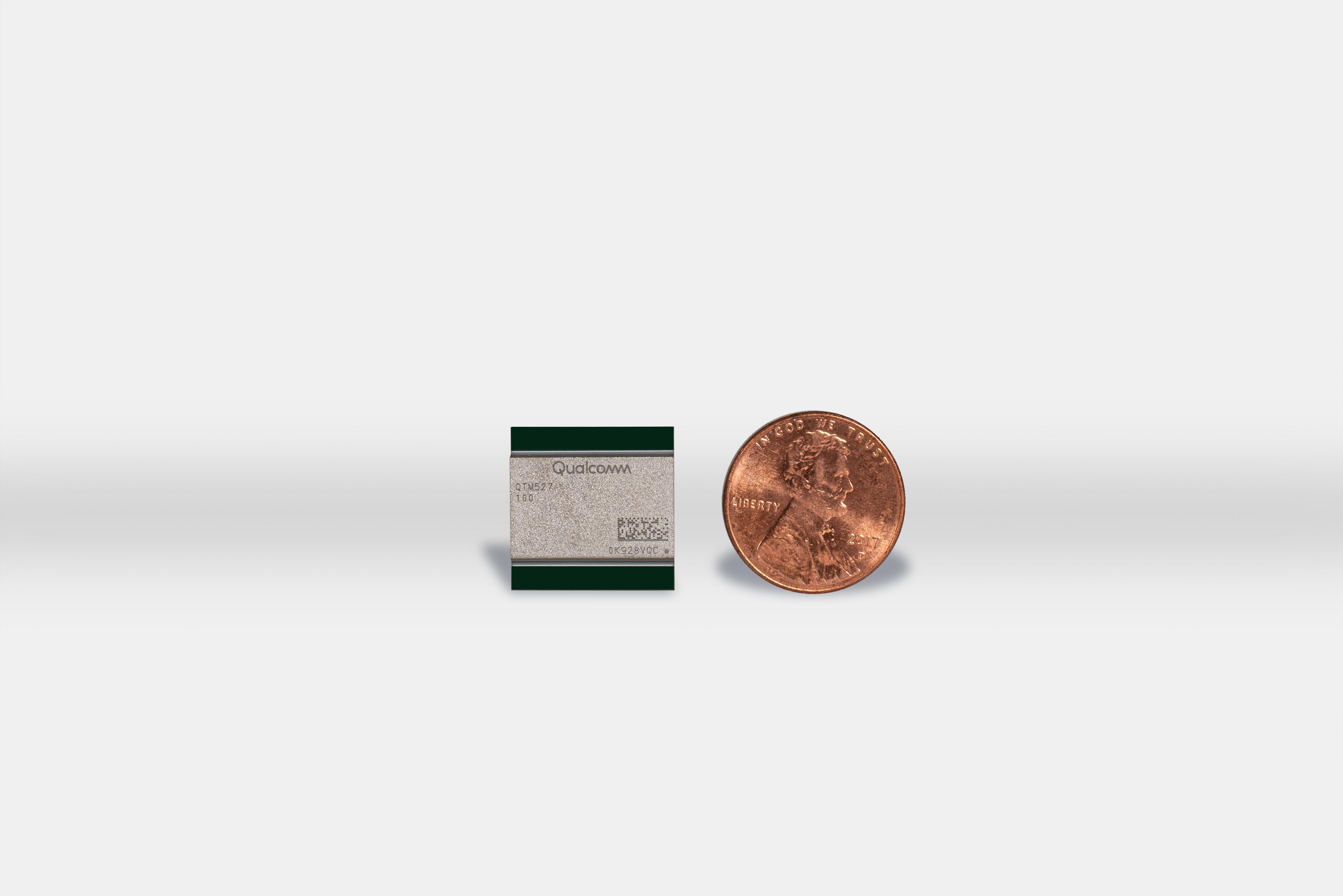Qualcomm宣布推出全球首个面向5G固定无线接入的全集成增程毫米波解决方案