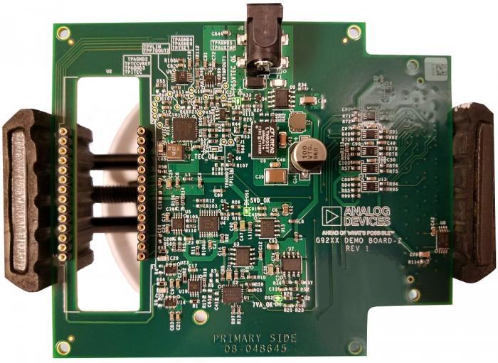高性能图像传感器参考设计的核心集成与协作