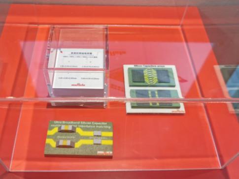 """村田高性能硅电容及RFID产品闪耀CIOE 2019,为光通信行业提供""""元""""动力"""