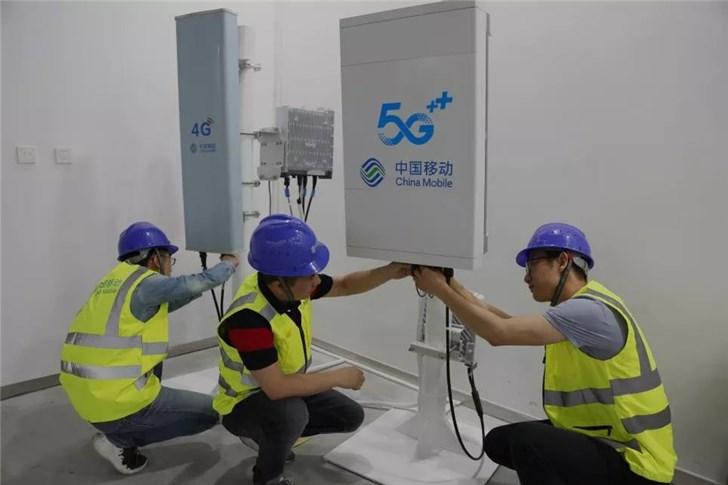中国移动科普:5G基站长啥样?