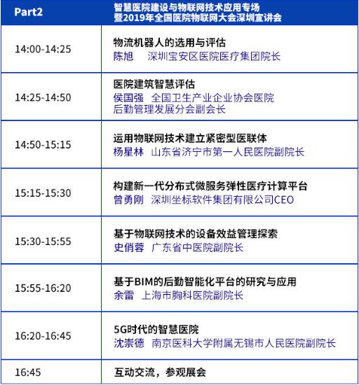 OFweek2019中國智慧醫療產業大會今日舉辦