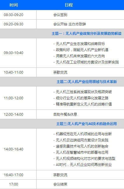 定了!2019国际无人机系统产业大会将在南京召开!