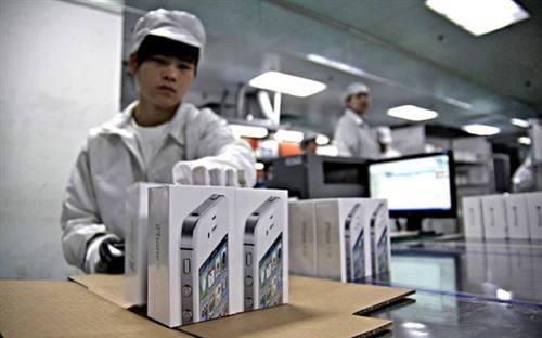 苹果承认违反中国劳动法