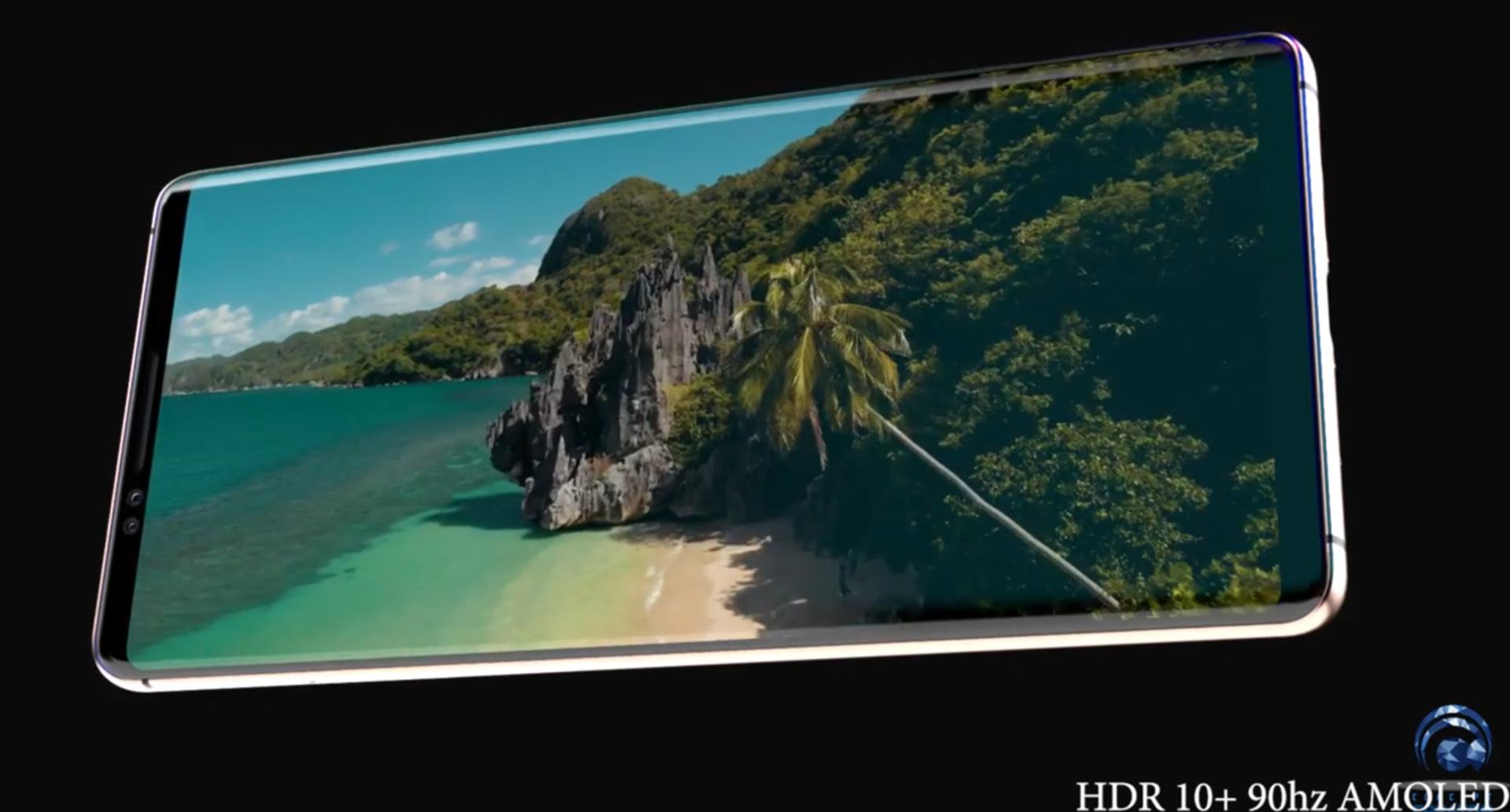 诺基亚10 PureView概念视频发布,后置5摄升级为6摄
