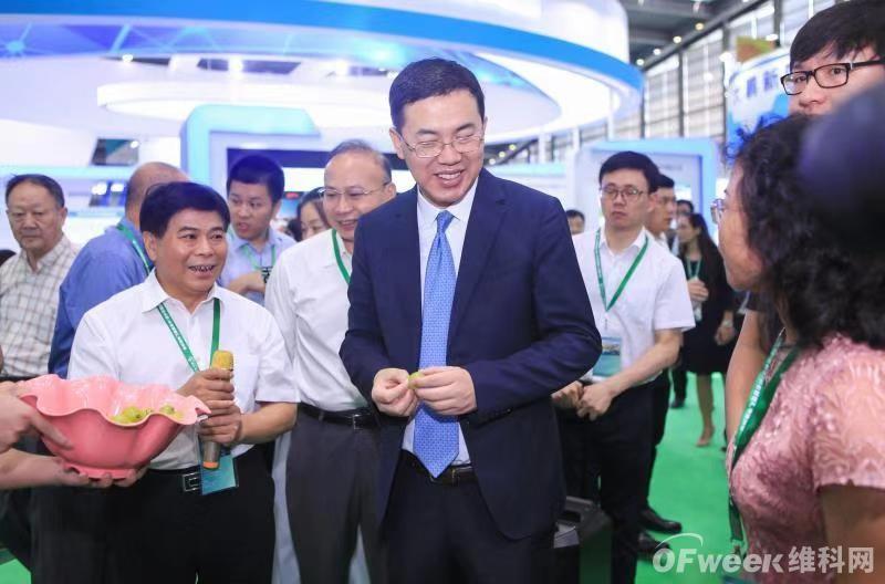 首日告捷!2019深圳国际生物/生命健康产业展览会和OFweek2019智慧医疗产业大会今日在深盛大开幕