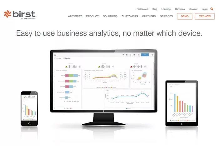 盘点:国内外15大 BI 数据可视化工具