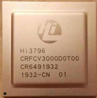 华为海思发布全球首颗基于AVS3标准的8K/120fps解码芯片Hi3796CV300