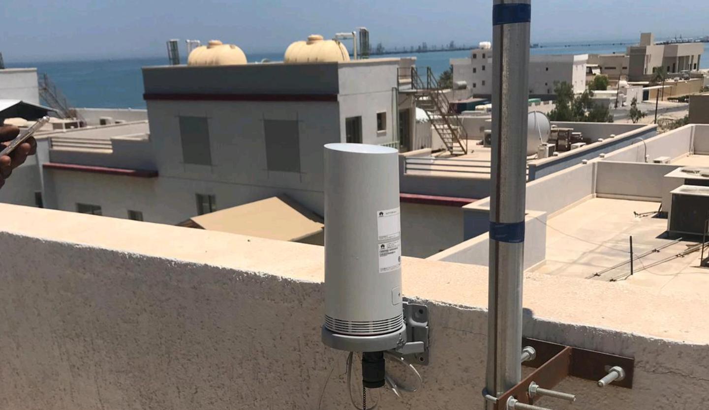 5G无线宽带接入落地科威特,华为5G助力中东高质量企业级连接体验