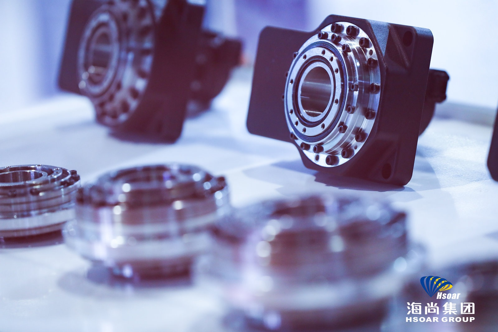 海尚矢量摆线减速机最新技术首发,开创性双摆线差动变速