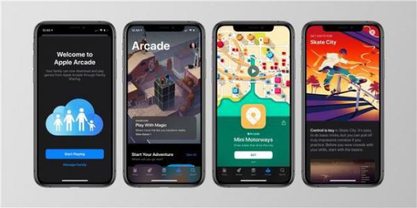 iOS 13测试版用户有福了:Apple Arcade免费畅玩一个月!