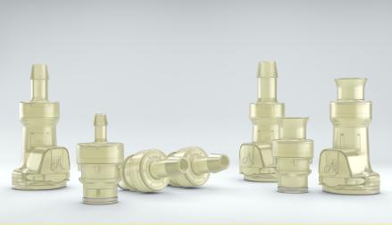索尔维 Udel PSU 助力 Nordson MEDICAL 开发新型无菌连接器
