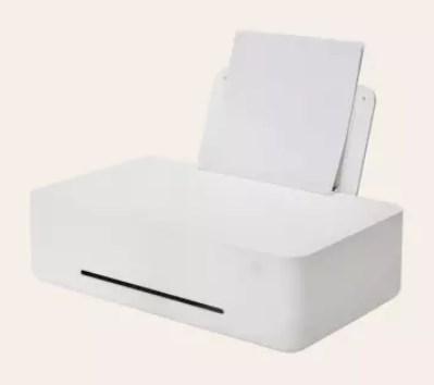 小米米家喷墨打印机上架:支持微信小程序打印